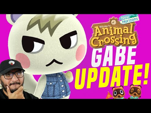 He's NEVER Played Animal Crossing... Or ANY Updates! (New Horizons Tips)