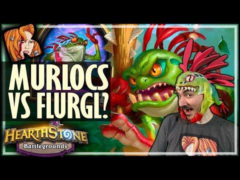 MURLOCS VS MURLOC HERO?! - Hearthstone Battlegrounds