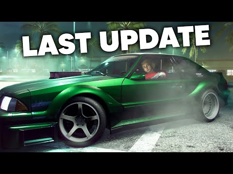 NEED FOR SPEED HEAT IS DONE (Last Update)