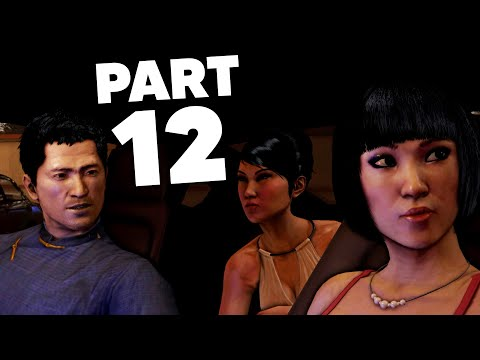 SLEEPING DOGS Gameplay Walkthrough Part 12 - SHE LIKES TO GO FAST