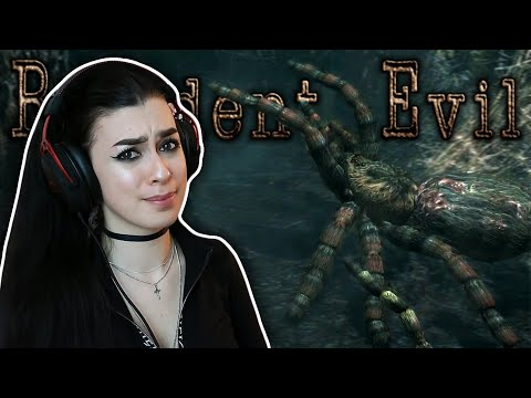 THAT'S A BIG BOI... | Resident Evil Remastered Gameplay | Part 14