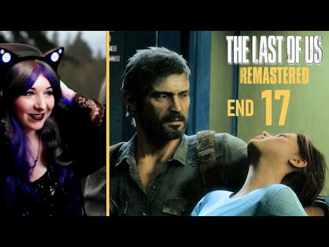Joel Saves Ellie - The Last Of Us Remastered ENDING REACTION / First Time Playthrough Part 17