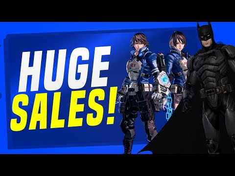 HUGE Cheap Nintendo Switch eShop Games Sale During Summer! (Switch eShop Deals)