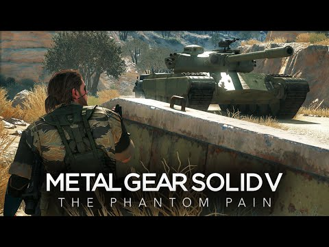 METAL GEAR SOLID V Perfect Stealth - EP8: Occupation Forces (All Tasks, S Rank)