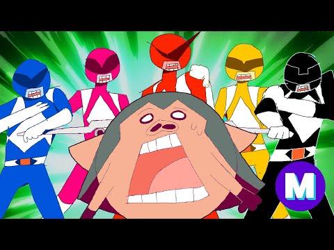 Power Rangers: Morphin Madness