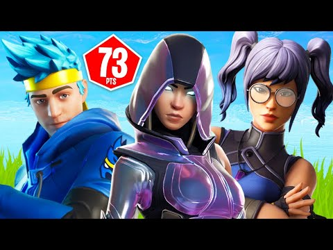 NINJA BATTLES TOURNAMENT!! (Fortnite Battle Royale)