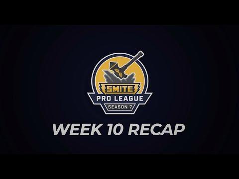 SPL Weekly Recap: Phase 1 Week 10