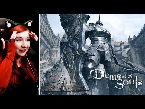 DEMON SOULS ON PS5! OMG - Reaction Video - PS5 - THE FUTURE OF GAMING SHOW Reaction