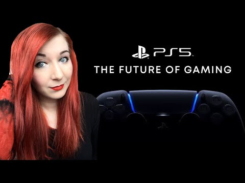 SO MANY AMAZING GAMES! - PS5 Console Reveal - THE FUTURE OF GAMING SHOW FULL REACTION VIDEO