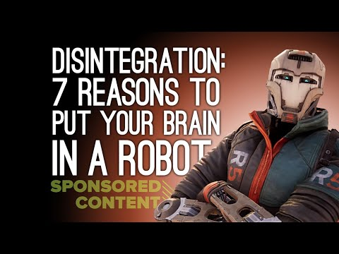 Disintegration: 7 Reasons You Should Put Your Brain Inside a Robot (Sponsored Content)