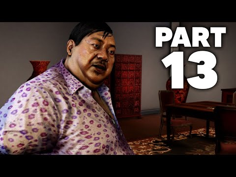SLEEPING DOGS Gameplay Walkthrough Part 13 - TWO CHINS