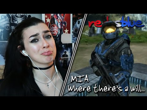 I'M GONNA MISS HIM... | Red vs. Blue Reaction | Where There's a Will, There's a Wall & MIA