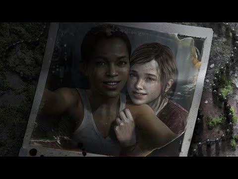 GETTING READY FOR LAST OF US PART 2 - Left Behind Part 1