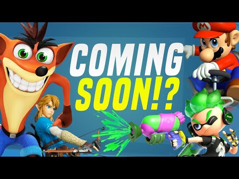 Are THESE Big Sequels Coming to Nintendo Switch This Year!?
