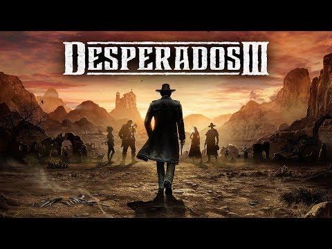 Desperados III | Live Stream