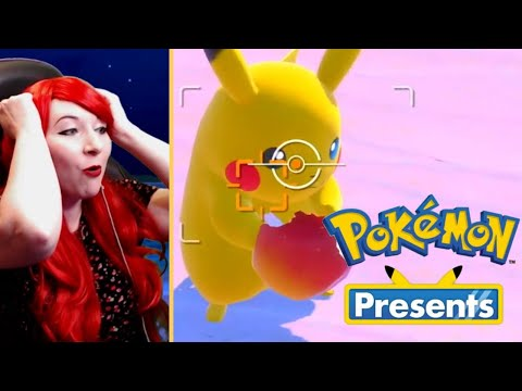 Pokemon Snap Revealed! Pokémon Presents Reaction 17/06/2020 FULL REACTION