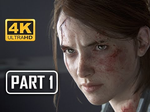 The Last of Us Part 2 Walkthrough Part 1 - FIRST 2.5 HOURS!!! (4K PS4 PRO Gameplay)