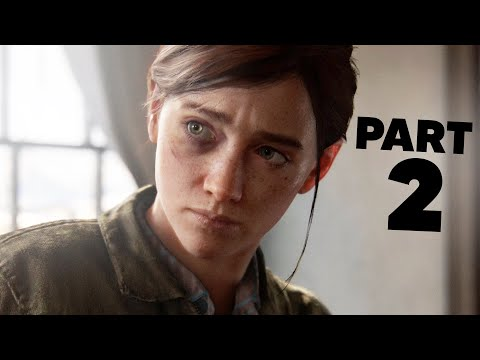 THE LAST OF US PART 2 Gameplay Walkthrough Part 2 - SEATTLE DAY 1