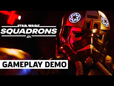 Star Wars Squadrons - Official Gameplay Reveal