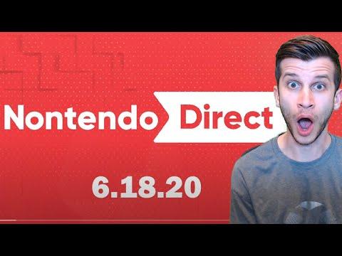 LOST Nintendo Direct - E3 2020