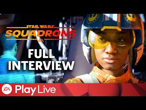 Star Wars Squadrons Full Presentation | EA Play 2020