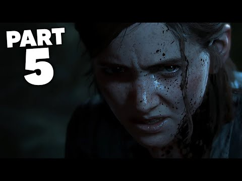 THE LAST OF US 2 Gameplay Walkthrough Part 5 - TV TOWER (The Last of Us Part 2)