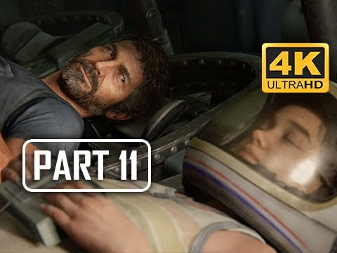 The Last of Us Part 2 Walkthrough Part 11 - Memories (4K PS4 PRO Gameplay)