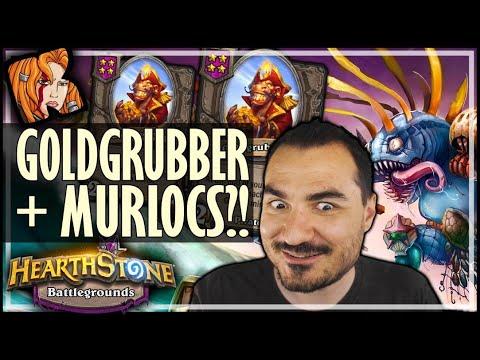 GOLDGRUBBER IS WORTH A MURLOC SLOT?! - Hearthstone Battlegrounds