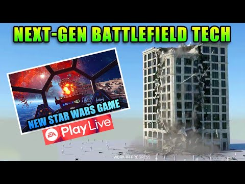 Battlefield 6 Tech & Star Wars Squadrons Revealed | EA Play 2020