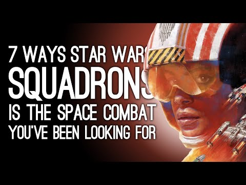 Star Wars Squadrons: 7 Ways It's the Star Wars Space Combat You've Been Looking For