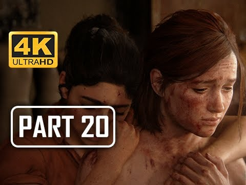 The Last of Us Part 2 Walkthrough Part 20 - The Edge (4K PS4 PRO Gameplay)