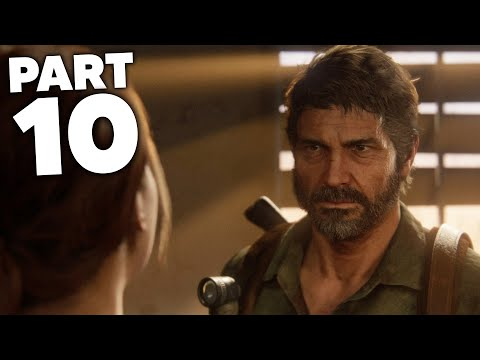 THE LAST OF US 2 Gameplay Walkthrough Part 10 - HOTEL  (The Last of Us Part 2)