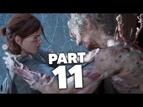 THE LAST OF US 2 Gameplay Walkthrough Part 11 - ROUTE 5 (The Last of Us Part 2)