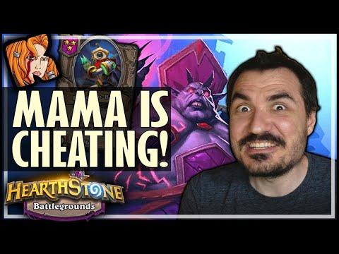 IMP MAMA IS CHEATING! - Hearthstone Battlegrounds