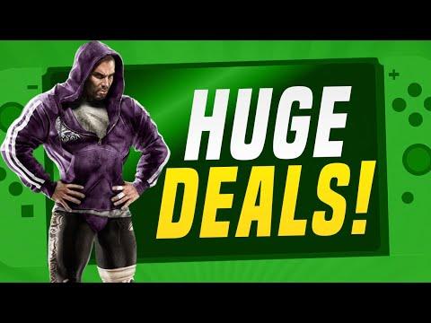 GREAT Nintendo Switch Games Sale Post Summer Sale! (Switch eShop Deals)