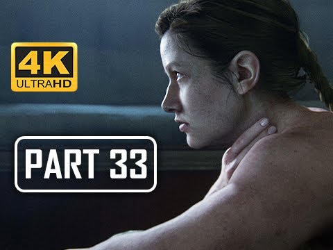 The Last of Us Part 2 Walkthrough Part 33 - Old Flame (4K PS4 PRO Gameplay)