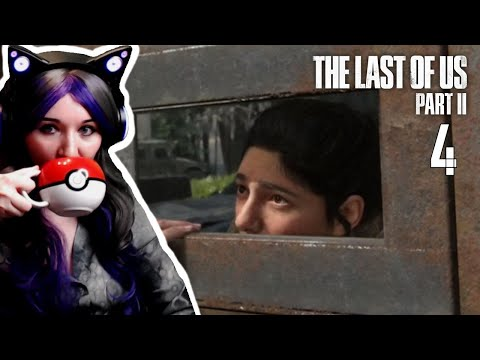 Trespassers Killed On Sight! - The Last Of Us Part 2 Let's Play Walkthrough Part 4