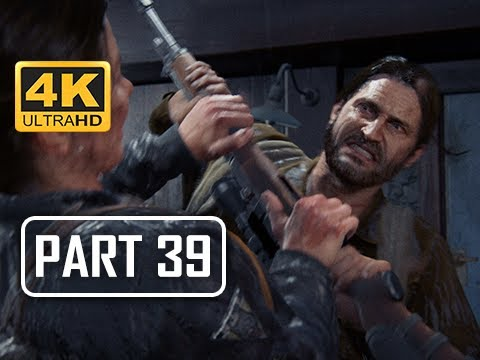 The Last of Us Part 2 Walkthrough Part 39 - Sniper Elite Tommy (4K PS4 PRO Gameplay)
