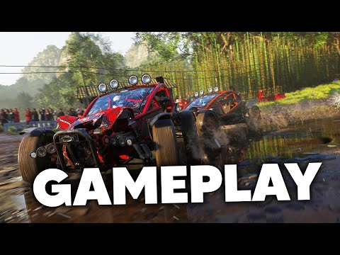 DiRT 5 EXCLUSIVE Gameplay Part 1 - DiRT IS BACK