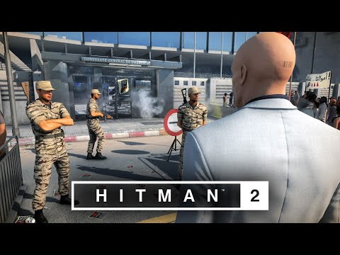 HITMAN™ 2 Master Difficulty - Marrakesh, Morocco No Loadout, Silent Assassin Suit Only