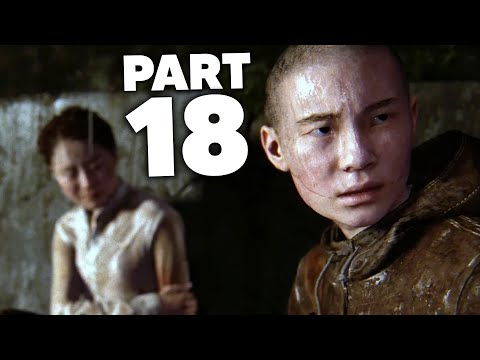 THE LAST OF US 2 Gameplay Walkthrough Part 18 - YARA & LEV (The Last of Us Part 2)