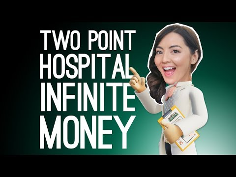 Two Point Hospital Stream: NEW SANDBOX MODE!  INFINITE MONEY! (Two Point Hospital on Xbox One)