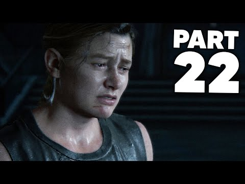 THE LAST OF US 2 Gameplay Walkthrough Part 22 - ABBY ON SCAR ISLAND  (The Last of Us Part 2)
