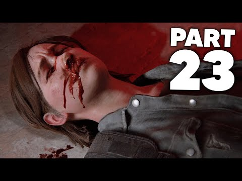 THE LAST OF US 2 Gameplay Walkthrough Part 23 - ELLIE & ABBY (The Last of Us Part 2)