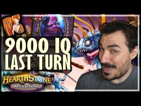 MURLOC IQ OVER 9000! - Hearthstone Battlegrounds