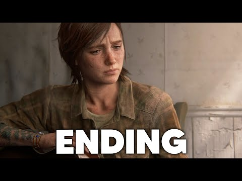 THE LAST OF US 2 ENDING Gameplay Walkthrough Part 24 (The Last of Us Part 2)
