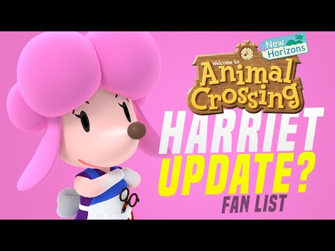 BIG Updates + Features Coming To Animal Crossing New Horizons FANS WANTS #3! (Switch Update)