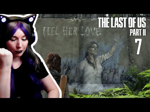 Multiple Enemies! Mistakes Were Made! - The Last Of Us Part 2 Let's Play Walkthrough Part 7