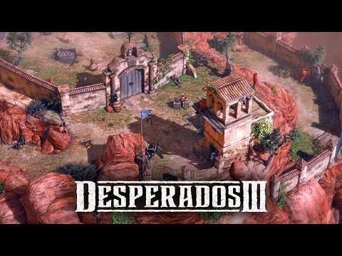 Desperados 3 - Mission 7: One Good Shot (Desperado, No Save)