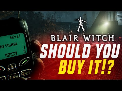 Is Blair Witch Gameplay on Nintendo Switch Really THAT Bad!? (Switch Review)